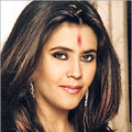 Ekta Kapoor in custody at airport