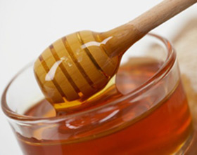 honey gives the body energy