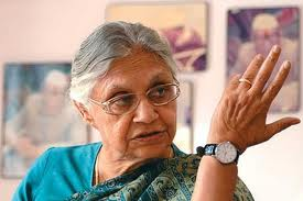 Chief Minister Sheila Dixit, sheila dixit, dixit against the verdict reserved