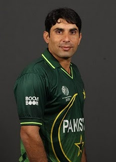 Misbah-ul-Haq has been appointed captain of Pakistan cricket team