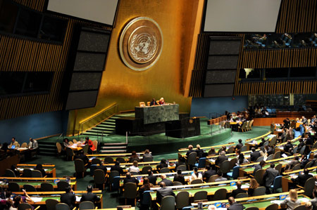 United Nations Human Rights Council selected the 15 countries