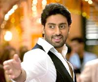 abhishek on 100 crore club