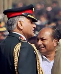 a k antony, gen v k singh, antony promises to investigate on allegations by army chief