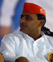 akhilesh yadav, akhilesh filed his nomination for the legislation council
