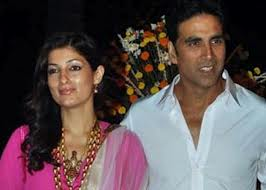 akshay haapy for her daughter