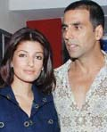 akshay and twinke has been blessed with baby girl