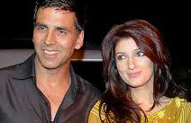 akshay got emotional when he took his daughter