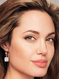 jolie honored for social work