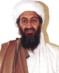 Bin Laden's body buried at sea