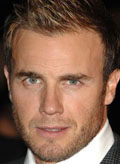 gary barlow painting broken by his worker-who-works in house