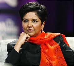 increment in indira nooyi income