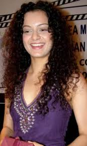 kangana will see in bajaj almond add