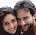 saif will tell the date of marriage kareena