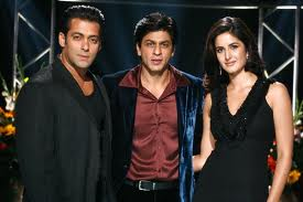 katrina does not want to come in between salman and shahrukh