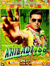 flim review of khiladi 786