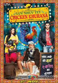 flim review of luv shav tey chicken khurna