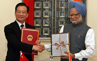 india china discuss over border dispute
