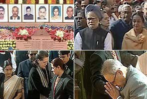 nation  remember the martyrs of Parliament attack