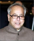 pranab has filed the nomionation for presidential election