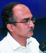 prashant bhushan take on diggi raja