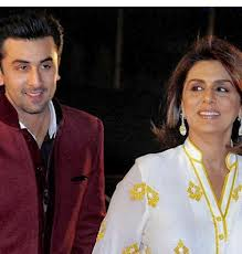 ranbir and neetu dance performance