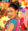 rani got challange to belly dance