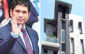 bmc fine sachin tendulkar for not taking oc