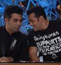 karan will do flim with salmaan