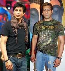 salman khan may go out from big boss 5 and shahrukh comes for the ra.one promotion