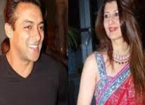 sangeeta bijlani and salmaan khaan again with each other