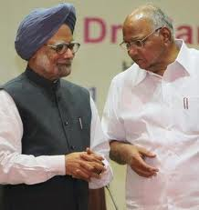 sharad pawar, manhohan singh, pm, pawar complaint to pm for cotton sugar exports