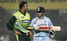 shoaib akhter comment on sachin in his biography