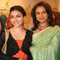 sharmila doing soha shoping