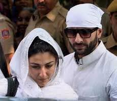 soha ali khan on her father's death