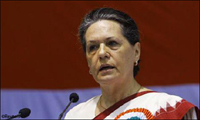 growth answer of naxalism sonia