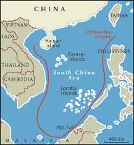 south china sea is a world property