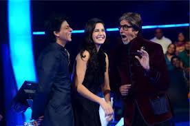jab tak hai jaan promotion on kbc