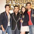 first time parneeti and varun dhawan together in flim student of the year