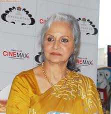 waheeda became emotional remembering to  late dev anand